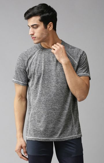 Eppe | Grey Melange T-Shirt