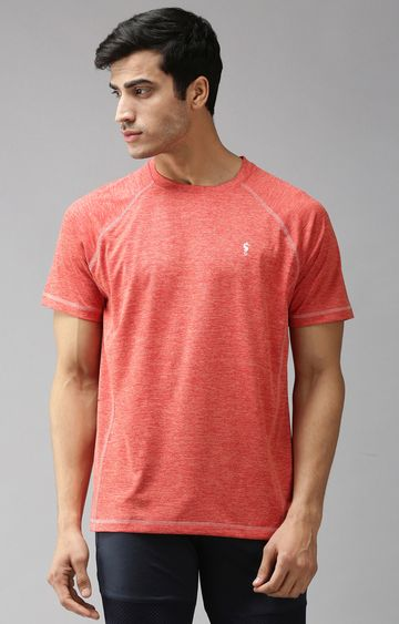 Eppe | Orange Melange T-Shirt