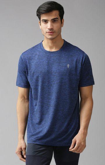 Eppe | Royal Blue Melange T-Shirt
