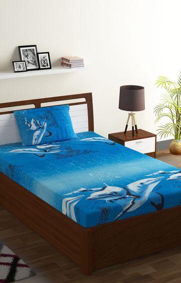 ISpace   IWS Microfiber Single Bedsheet