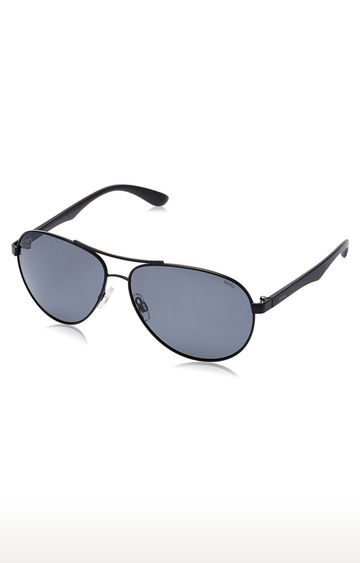 Invu | Aviator Sunglass with Grey Lens
