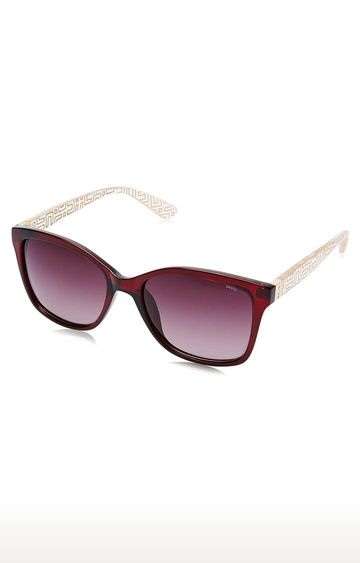 Invu | Wayfarers Sunglass with Red Lens
