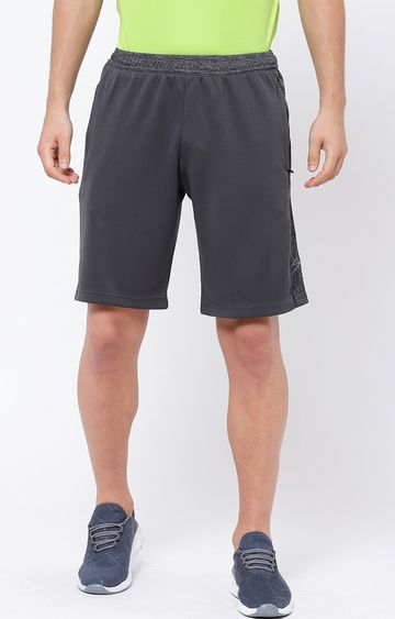 SG | Grey Solid Shorts
