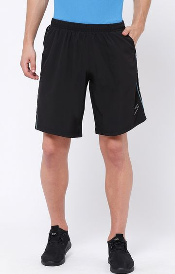 SG | Black Solid Shorts