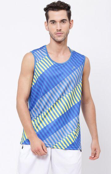 SG | Light Blue Striped T-Shirt