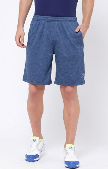 SG | Navy Melange Shorts