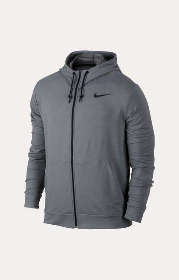 Nike   NIKE AS DRI-FIT TRAINING FLEECE FZ HODY