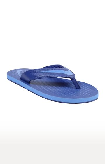 Nike | Nike Blue Chroma Thong 5 Flip Flops