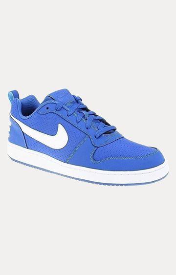 Nike   Low Blue Sneakers