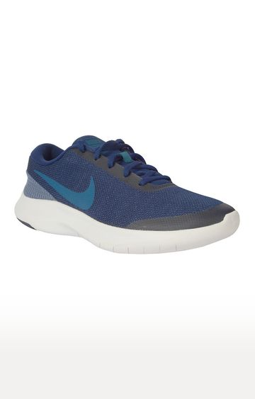 Nike | Blue Flex Experience 7 Running Shoes