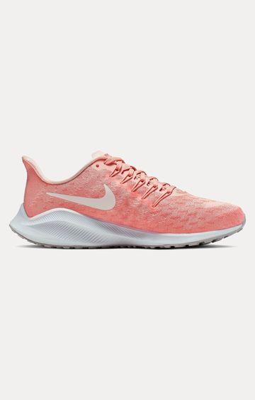 Nike | Peach Running Shoes
