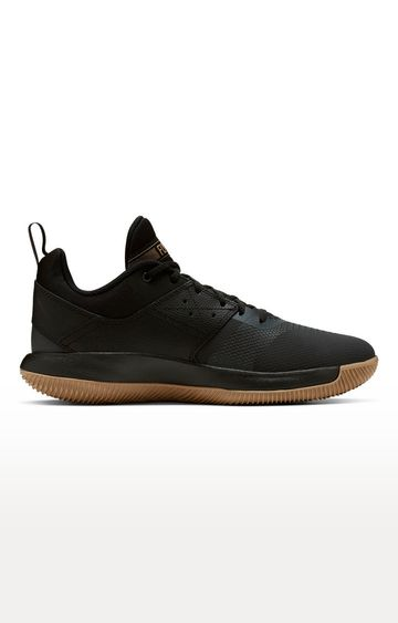 Nike | Black Fly By Low II Sports Shoes