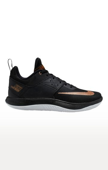 Nike   Black Fly By Low II Sports Shoes