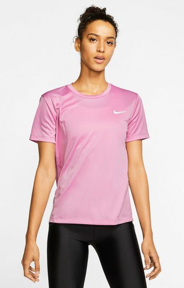 Nike | Nike Red Miler Solid T-Shirt