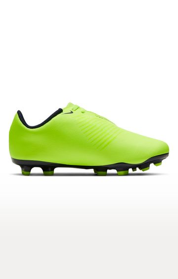 Nike | Green Jr. Phantom Venom Club FG Football Shoes