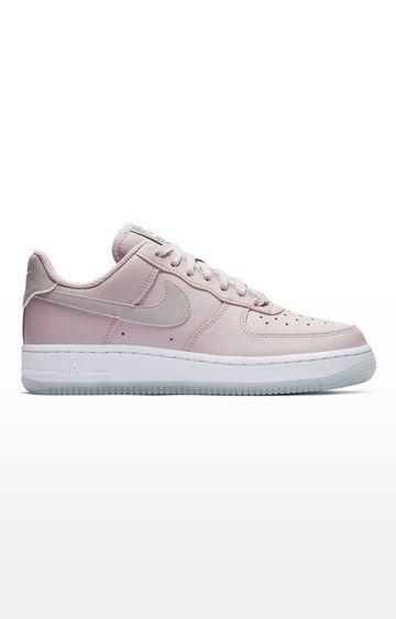 Nike | Pink Air Force 1 '07 Essential Sneakers