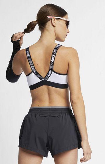 Nike | White Nike Classic Bra