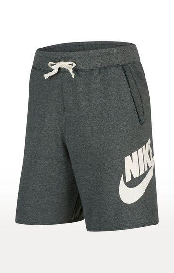 Nike | Grey Sportswear Melange Shorts