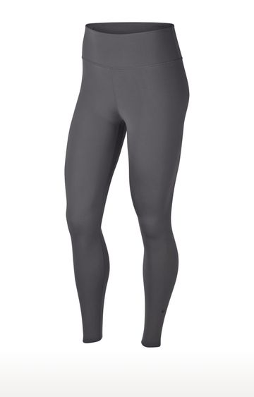 Nike | Grey One Luxe Solid Tights