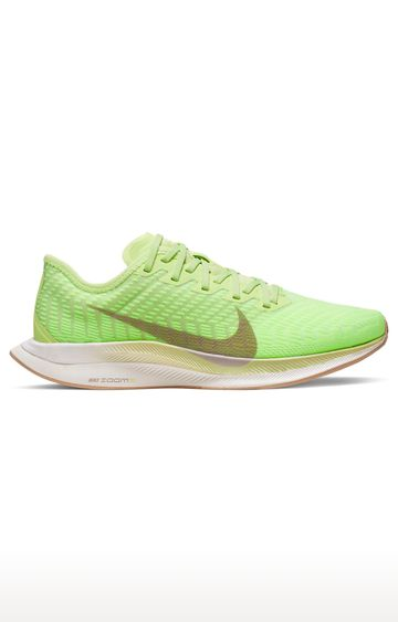 Nike | Green Zoom Pegasus Turbo 2 Running Shoes