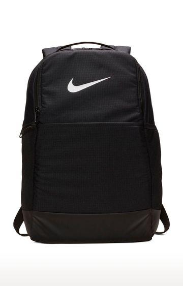 Nike | Black Unisex Brasilia M Backpack