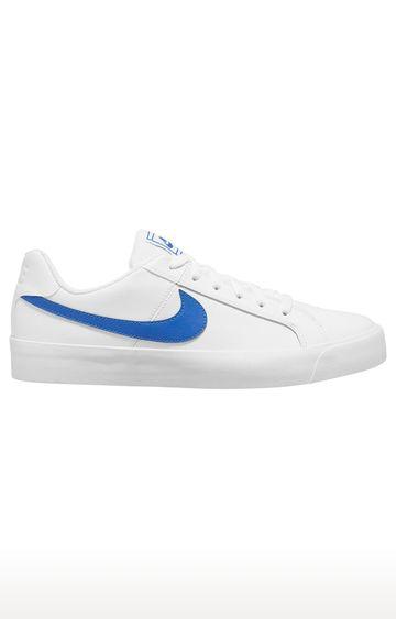 Nike | White Nikecourt Royale Ac Sports Shoes