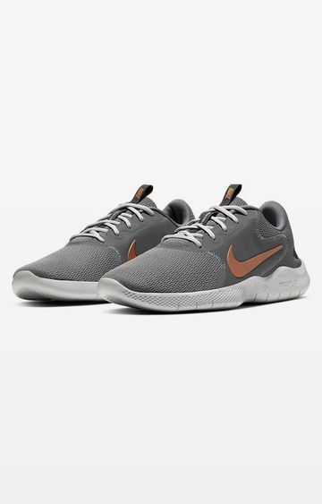 Nike | Nike Grey Flex Experience Rn 9 Running Shoes