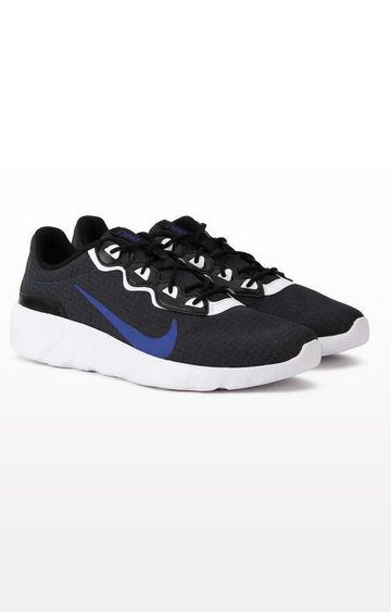 Nike | Nike Black Explore Strada Running Shoes