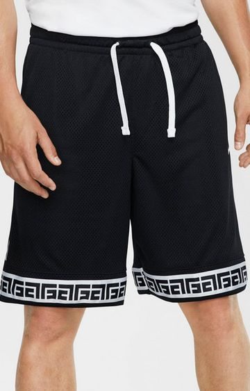 Nike | Black Printed Giannis Shorts