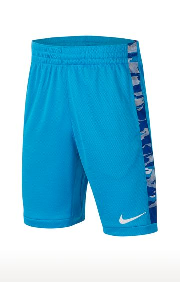 Nike | Blue Trophy Sportswear Shorts