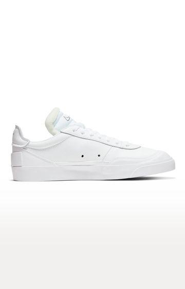 Nike | White Drop-Type Premium Sports Shoes