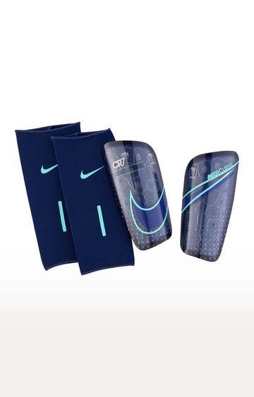 Nike   Blue Mercurial Lite CR7 Accessories