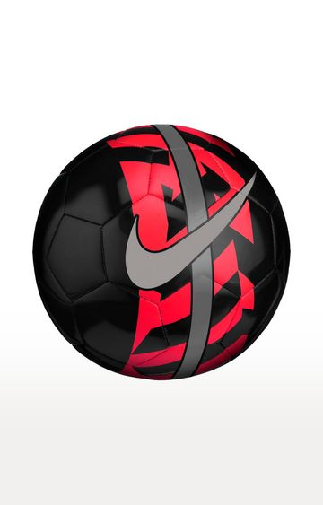 Nike | Black Unisex React Football