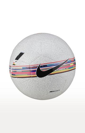 Nike | White Mercurial Prestige Round Ball