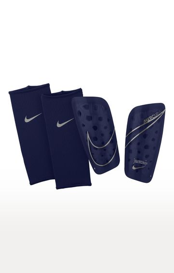 Nike | Blue Mercurial Lite Shinguard