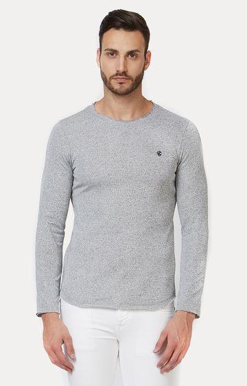 Killer   Grey Melange T-Shirt