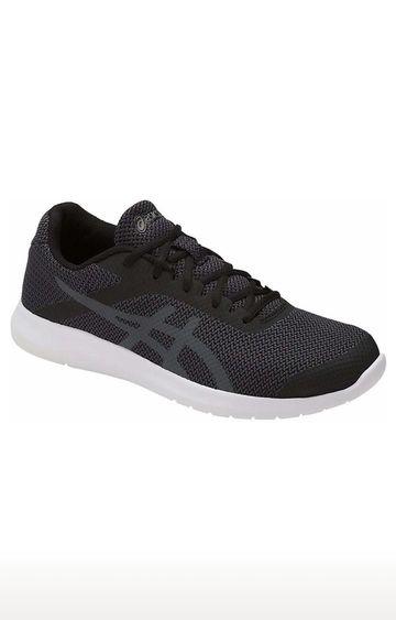 Asics   Black Fuzor 2 Running Shoes