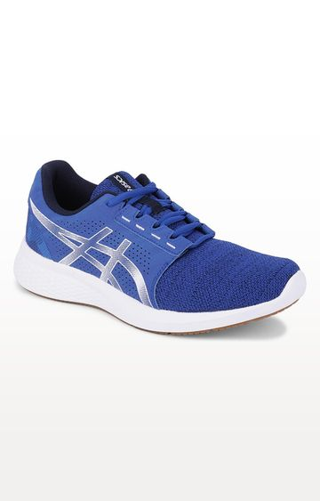 Asics | Blue Casual Lace-ups