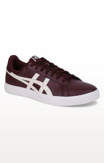 Asics | Maroon Sneakers