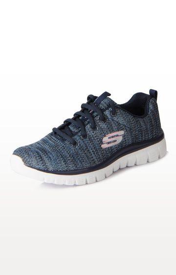 Skechers | Skechers Navy Walking Shoes