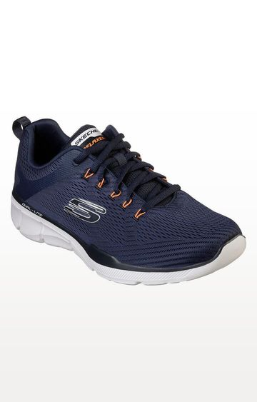 Skechers   Navy Equalizer 3.0 Sports Shoes