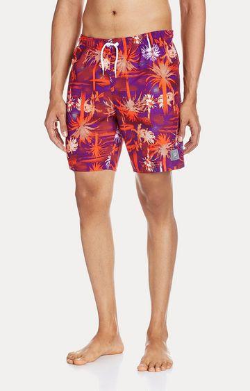 Speedo | Red Shorts