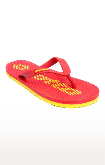 Lotto | Red Alfonso Flip Flops