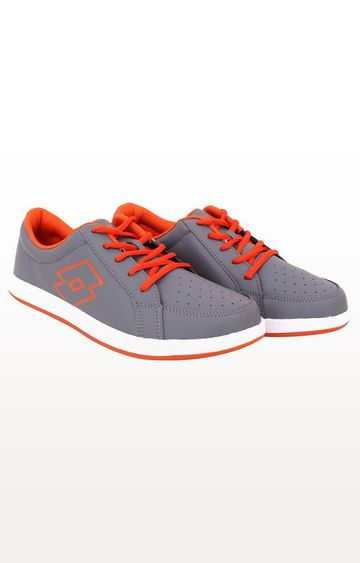 Lotto | Lotto Women's Plump W Dk Grey/Orange Lifestyle Shoes