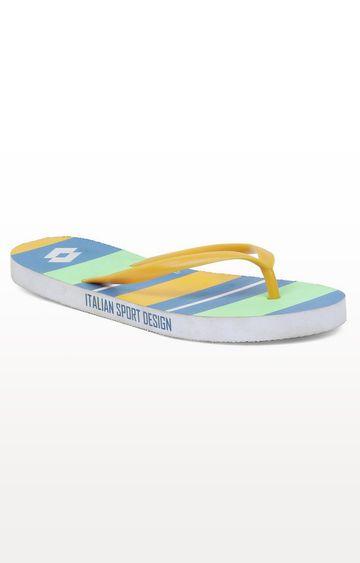 Lotto | Lotto Women's Nevio Yellow/Multi Slippers