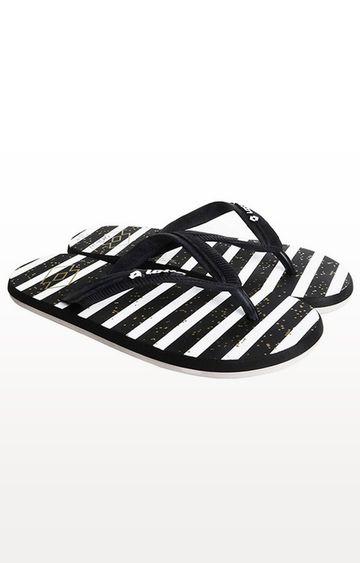 Lotto | Lotto Men's Tivio Black/ White Slippers