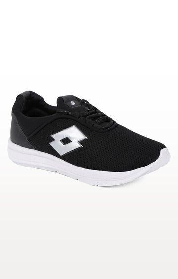 Lotto | Lotto Kid's Remo Black/White School Shoes