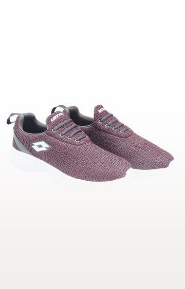 Lotto | Lotto Maroon Creativa SL Walking Shoes