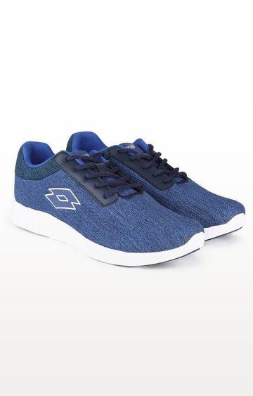 Lotto | Lotto Men's Decimo Navy Blue Training Shoes