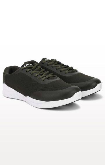 Lotto   Lotto Men's Albergo Olive Lifestyle Shoes